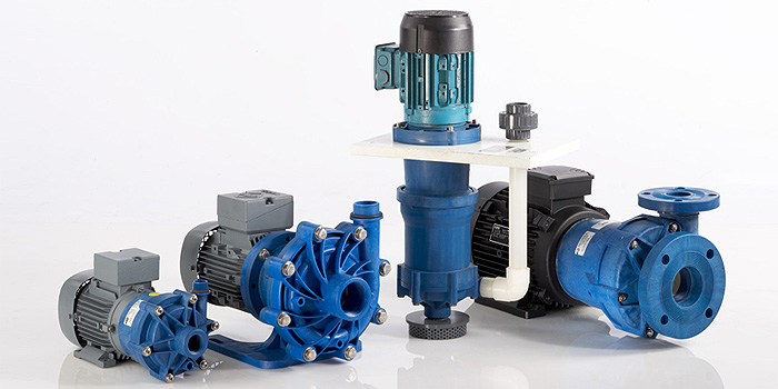 Michael Smith Engineers - sealless leak-free pumps with experienced support