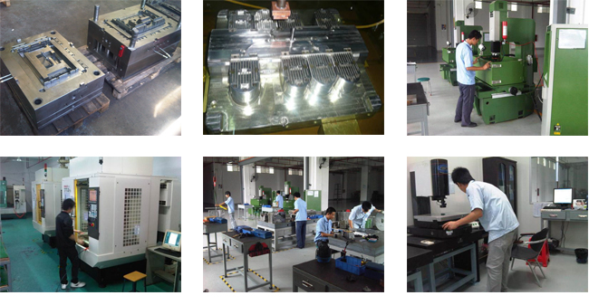 Sino Injection Mould Tooling