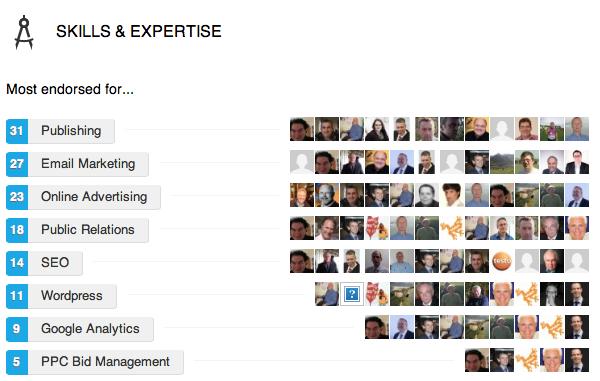 Skills and Expertise - Chris Rand - on LinkedIn