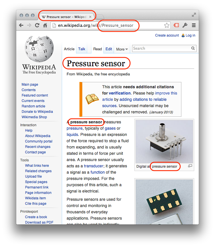 How Wikipedia's on-page SEO is almost perfect by default