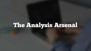 The Analysis Arsenal